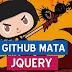 Github deja de dar soporte a jQuery