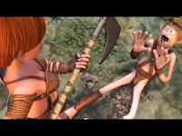Ronal the Barbarian Subtitle Indonesia