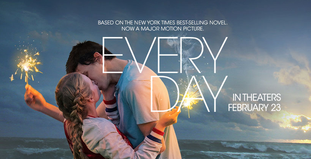Every Day movie 2018