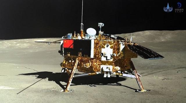 China deseja pousar em Marte após sucesso ao chegar no lado oculto da Lua