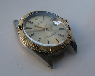 Andy B Vintage Watches 1974 Rolex Datejust 1625 Turn O