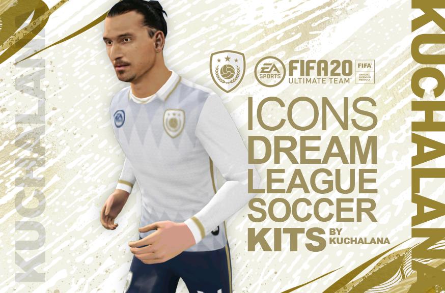 FIFA 20 FUT Icons Kits - Dream League Soccer