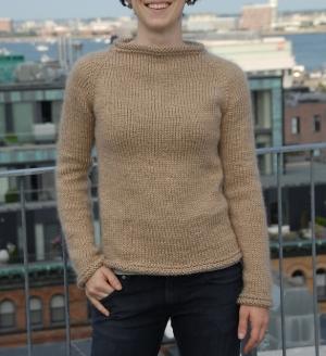 Καιρός να μάθω να πλέκω το δικό μου ρεγκλάν πουλόβερ με τις απλές οδηγίες  της Jenifer Stark! Το πατρόν θα το βρείτε δημοσιευμένο στα Αγγλικά στο  Ravelry. 166485a4c07