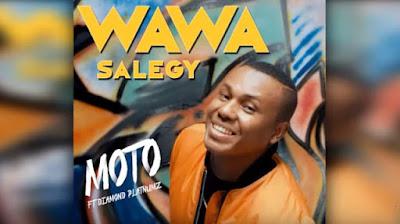 DOWNLOAD MP3 AUDIO   Wawa Salegy Ft Diamond Platnumz - Moto
