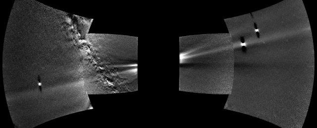anel orbital de poeira de Vênus