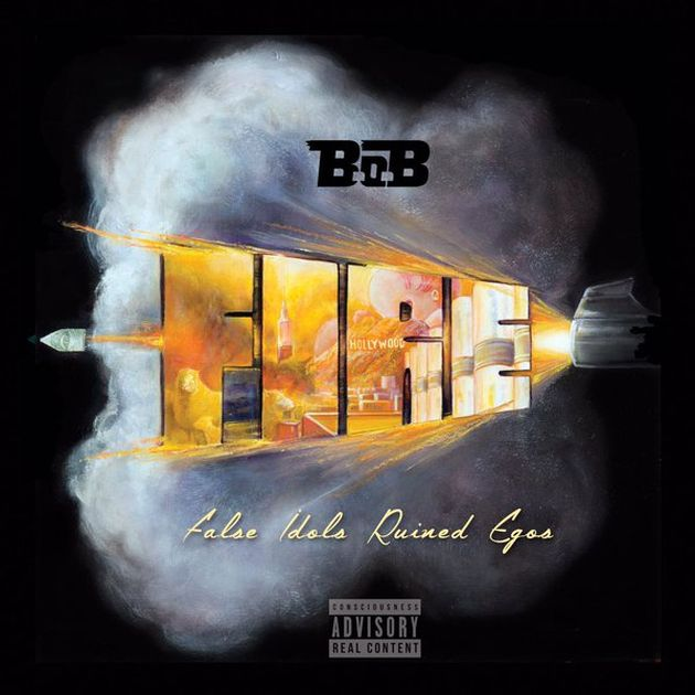 B.o.B - FIRE (False Idols Ruined Egos) (EP)