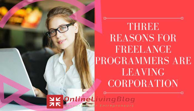 Freelance jobs to work at home: Why are more programmers not freelance these days?  make money online