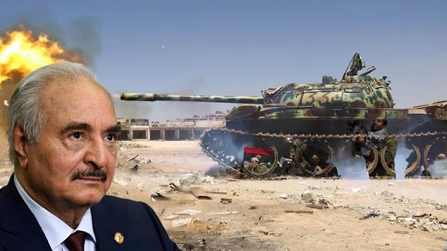 Η ανεξήγητη υποχώρηση των Ρώσων στη Λιβύη