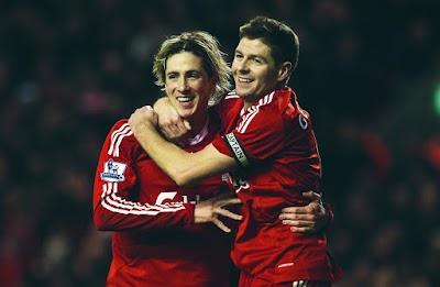 """Fernando Torres: """"Steven Gerrard, Pemain Terbaik Yang Pernah Saya Bermain Bersama!"""""""