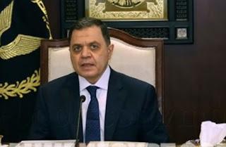 وزير الداخلية يعتمد حركة التنقلات العامة لضباط الشرطة لعام 2018