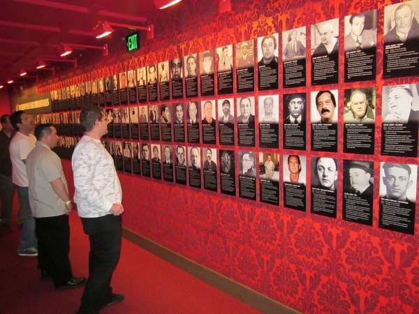 Mob Museum, Las Vegas in Hindi