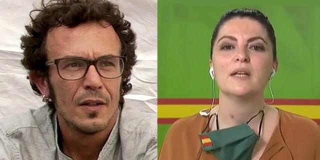 Kitchi y Macarena Olona