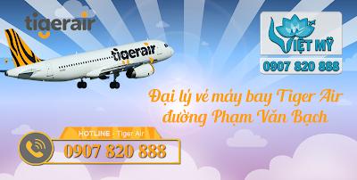 Đại lý vé máy bay đường Phạm Văn Bạch
