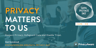 Data Privacy Day is here; do you know where your data is?