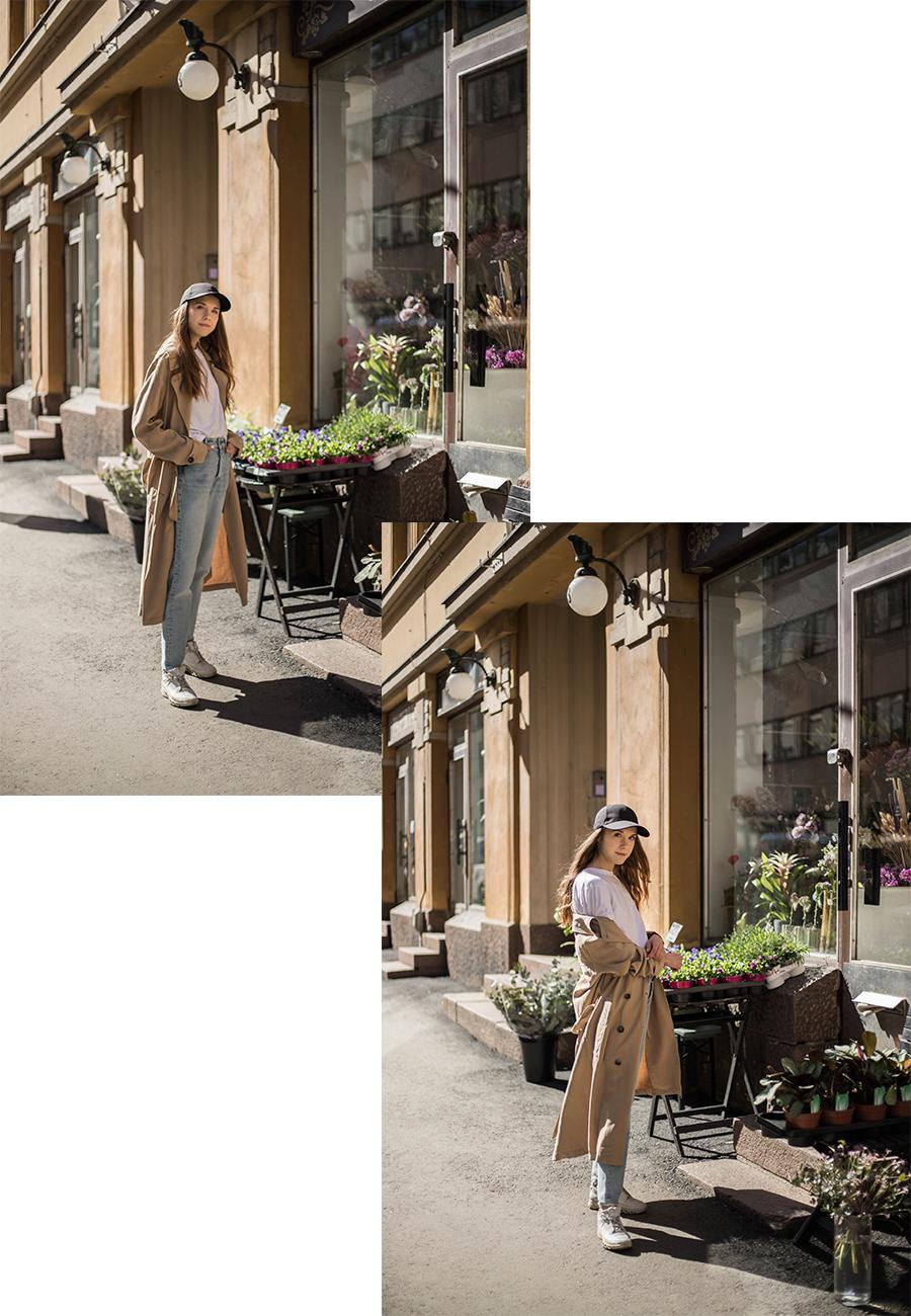 Kevään ja kesän trendit: lippis // Spring and summer trends: a cap