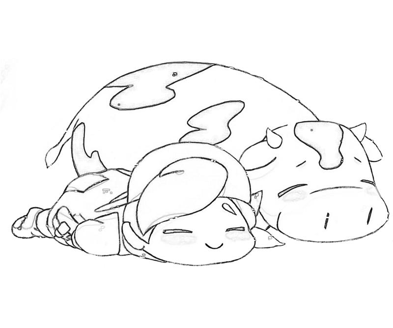 gamecube harvest moon coloring pages - photo #22
