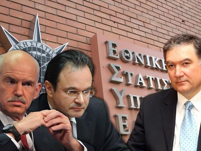 Νέα καταδίκη του Ανδρέα Γεωργίου, πρώην επικεφαλής της ΕΛ.ΣΤΑΤ., που αλλοίωσε τα οικονομικά στοιχεία του 2009