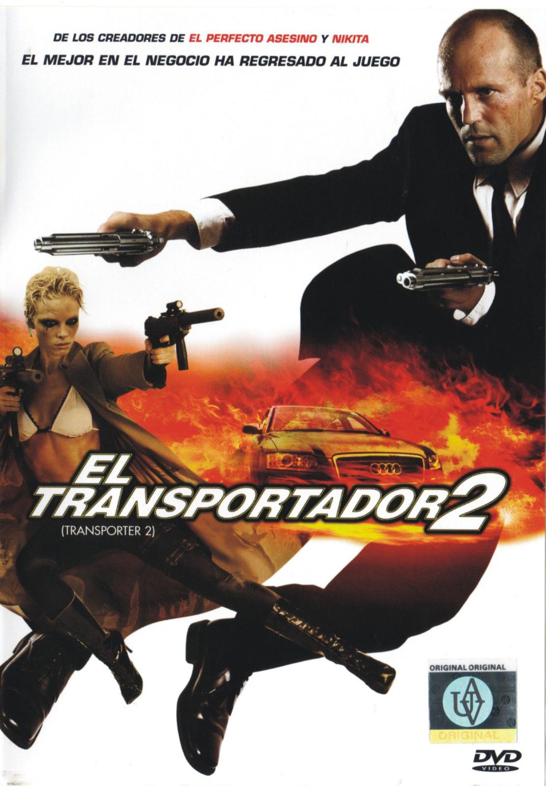 El Transportador 2 – DVDRIP LATINO - Descargar Peliculas ...