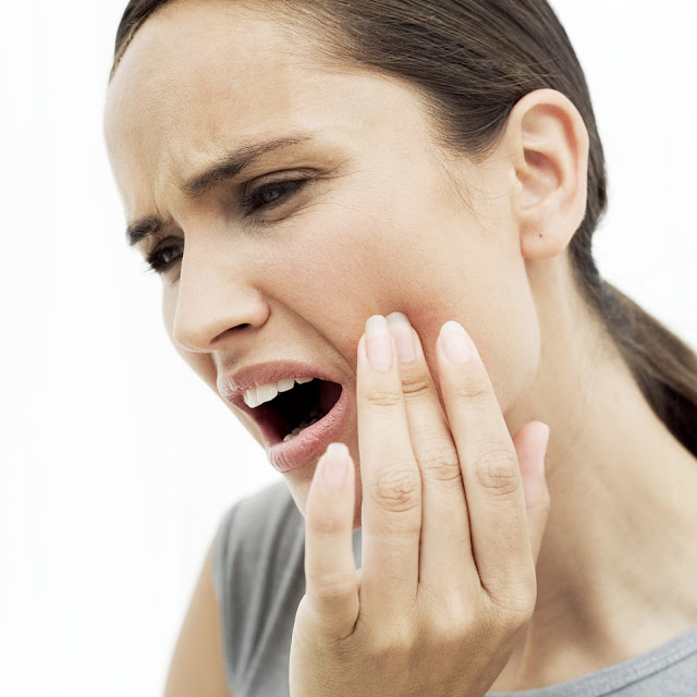 Teeth pain