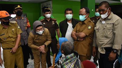 Bupati Indramayu Jamin Biaya Korban Ledakan Kilang Balongan