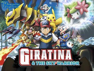 Pokemon Movie 11: POKEMON GIRATINA AND THE SKY WARRIOR | Anime Episode
