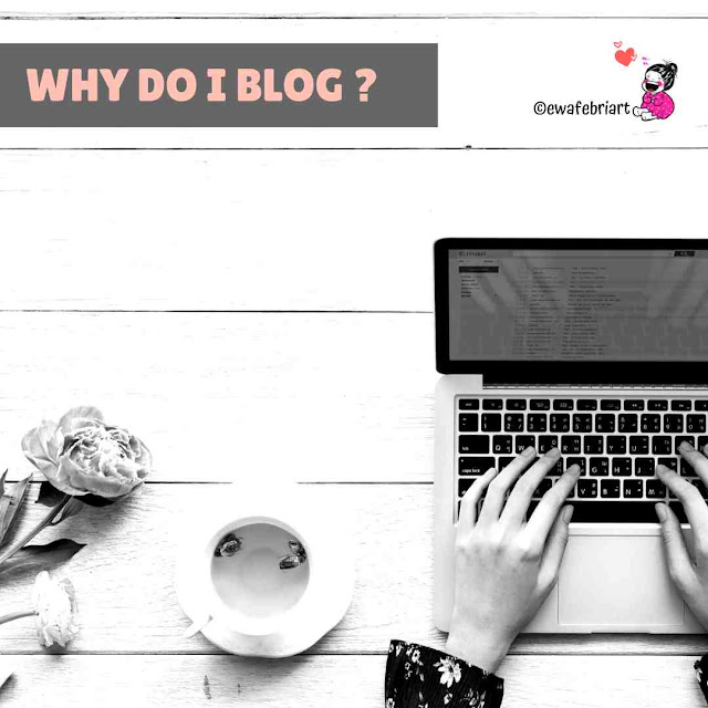 5 reasons i blog