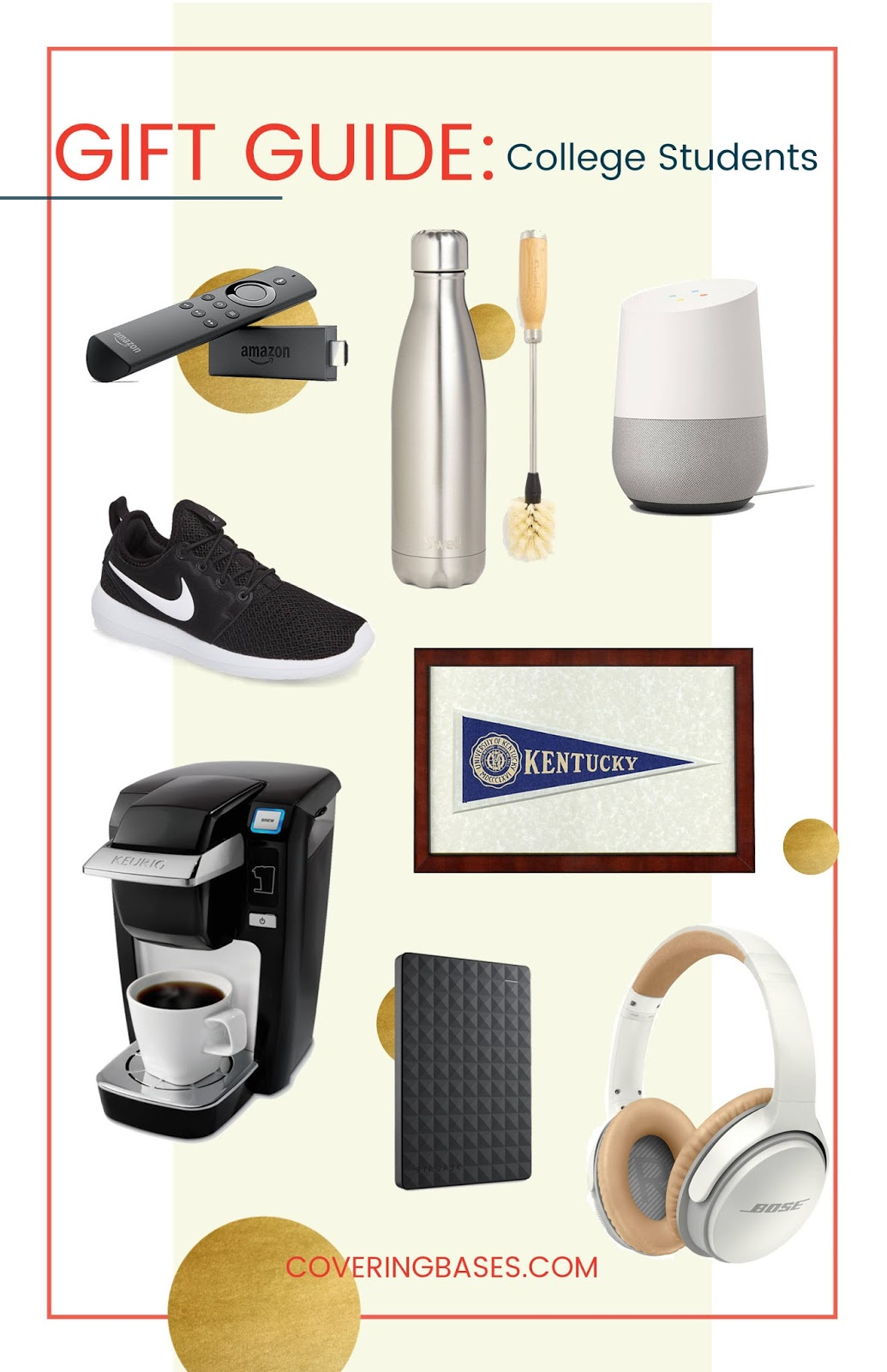 Gift Guide College Students