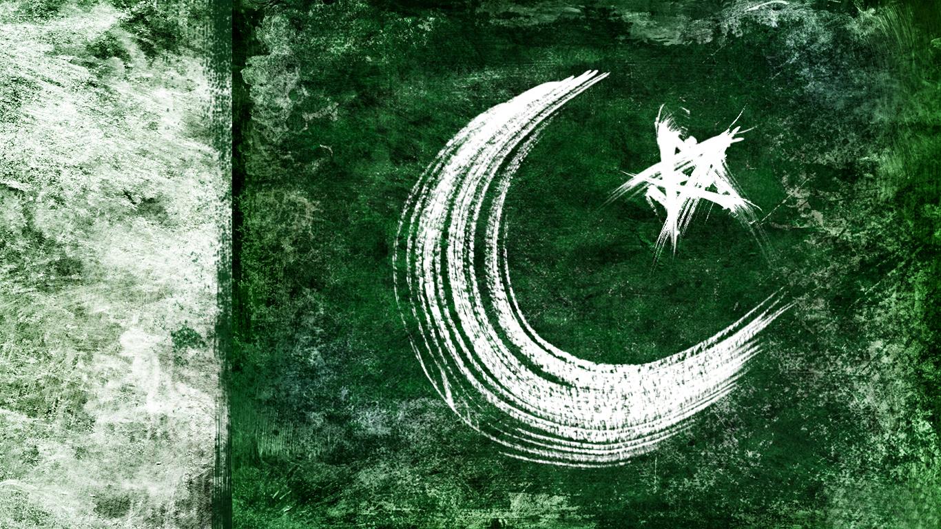 Free Download Wallpaper Hd  Pakistani Flag High -4164