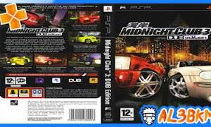 تحميل لعبة Midnight Club 3: Dub Edition psp iso مضغوطة لمحاكي ppsspp