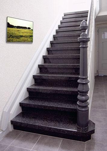 Decoracion Actual de moda Escaleras de Piedra