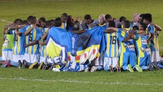 Poconé Esporte Clube completa 9 anos de existência