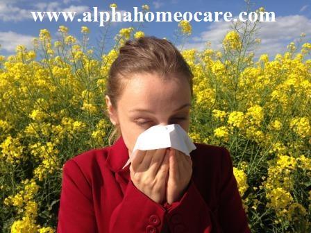 এলার্জি নিরাময়ে হোমিওপ্যাথিক চিকিৎসা (Allergy Cure by Homeopathic Treatment)