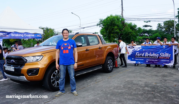 Ford Philippines - pickup trucks Ford Media Drive Bacolod - Ford Ranger pickup review - Ford Ranger Wildtrak - Ford Ranger XLT - Ranger Raptor - road trip - Bacolod blogger - Bacolod City - Talisay City - Anti-Lock Breaking System - SM City Bacolod - Ford Driving Skills for Life