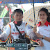 Umbrella Girl Honda di Liwa Adventure Trail 2015 - Trail Pesagi Liwa (Tripel)