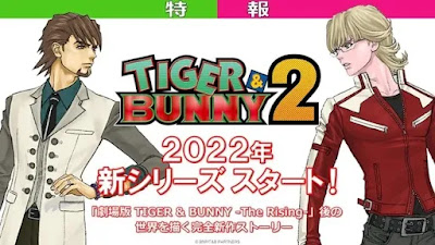 Tiger and Bunny 2
