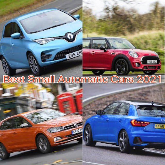 Best Small Automatic Cars 2021