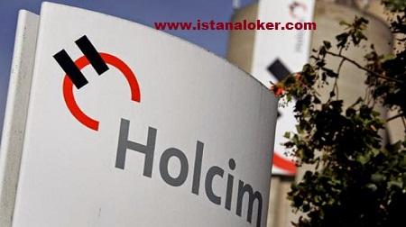 Lowongan Kerja Terbaru PT Holcim Indonesia Tbk