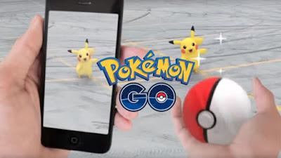 تحميل بوكيمون جو Pokemon Go