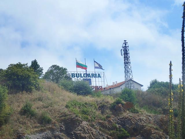 Z daleka widać, że ten teren to już Bułgaria