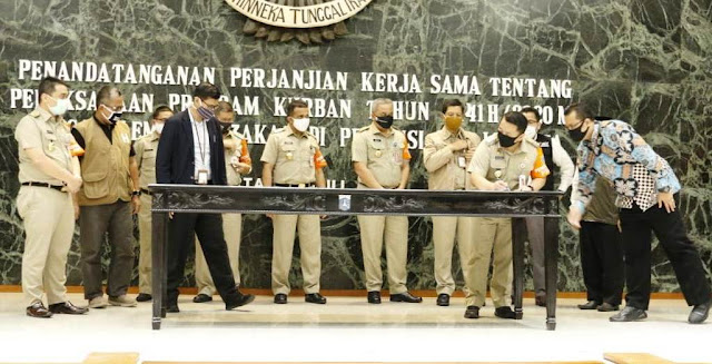 Program Kurban, Pemprov DKI Jakarta Galang Sejumlah Lembaga