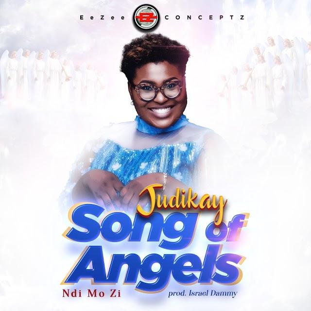 """NEW MUSIC: Song of Angels (Ndi Mo Zi)""""  by Judikay."""