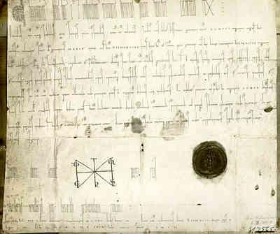 Zeichen und Siegel Heinrichs IV., Regensburg 1058