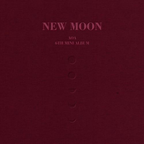 aoa New Moon rar, flac, zip, mp3, aac, hires