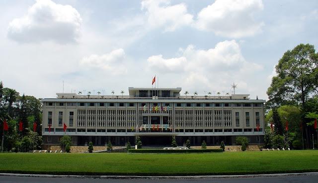 Saigon's Independence Palace