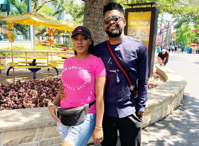 Basketmouth And His Wife Celebrate 9th Wedding Anniversary