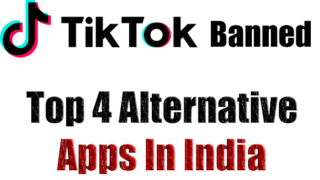TikTok Banned: 4 Indian Apps which can be used as TikTok Alternative