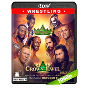 WWE Crown Jewel (2019) HDTV 1080p Latino Ingles Both brands