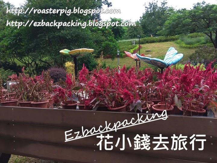 荔枝角公園花壇