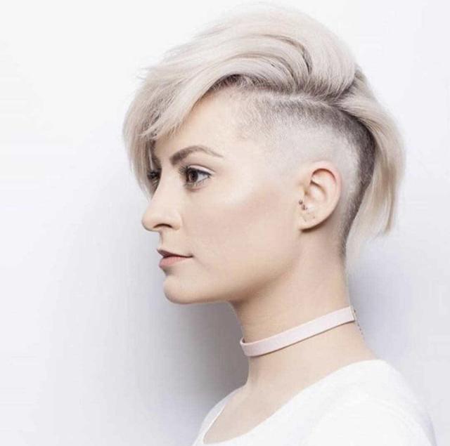 cute short hairstyles and haircuts 2019