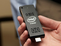Teknologi PC Super Mini Seukuran Flashdisk Intel Compute Stick